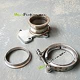 Cummins Holset WH1C HX35 HX35W HX40 Downpipe