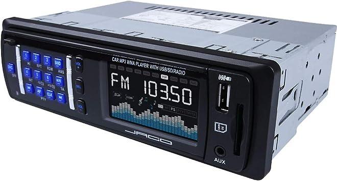 Jago - Radio autorradio MP3 para Coche: Amazon.es: Electrónica