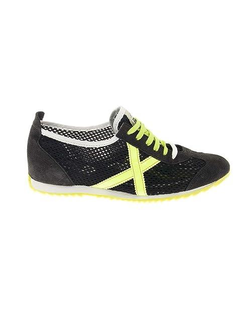 Zapatilla MUNICH 840140 Osaka 140 Amarillo Fluor: Amazon.es: Zapatos y complementos