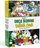 Walt Disney Uncle Scrooge And Donald Duck The Don Rosa Library Vols. 7 & 8: Gift Box Set