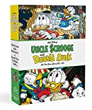 Walt Disney Uncle Scrooge and Donald Duck the Don Rosa Library: Treasure of the Ten Avatars & Escape from Forbidden Valley