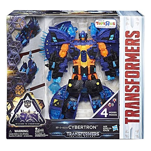 Transformers: Mission to Cybertron Converting Cybertron -