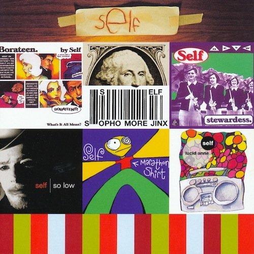 Vinilo : Self - Subliminal Plastic Motives (LP Vinyl)