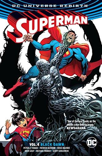 Top recommendation for superman rebirth vol 4