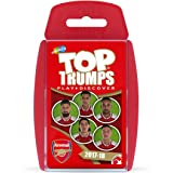 Arsenal FC 2017/18 Top Trumps Card Game
