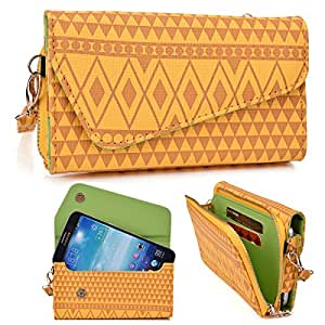 Kroo Nokia Lumia 1520.3 LTE-A (Nokia Beastie) Accessories / Aztec Wallets for Women