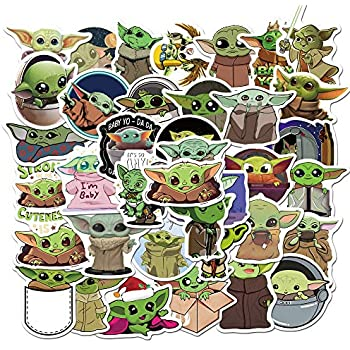 Star Wars Decal Stickers Assorted Lot of 50 Pieces