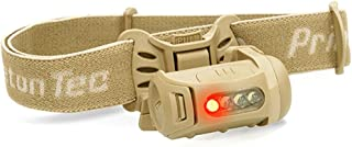 product image for Princeton Tec Fred MPLS Headlamp, Tan, 45 lm, w/Red LED
