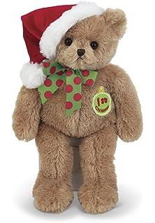 Oatmeal Vest Carraig Donn Charlie The Irish Teddy Bear with Waistcoat