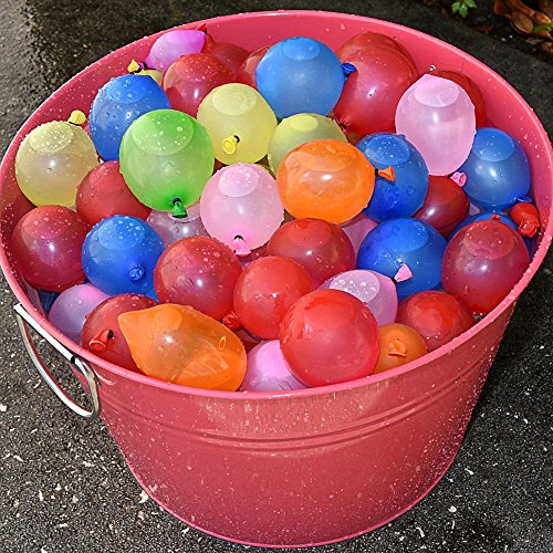 Water Balloons Instant Fill Water Balloons(10 bunches over 360),Suit for Kids and Adults Summer Water Party. by Balluo