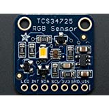 Adafruit RGB Color Sensor with IR filter and White LED - TCS34725 [ADA1334]