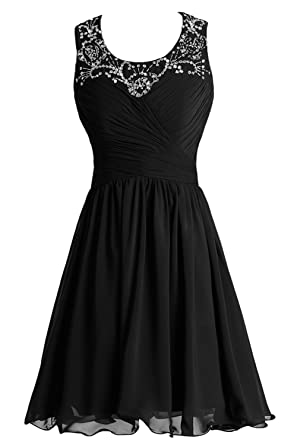 Juniors Little Black Cocktail Dresses