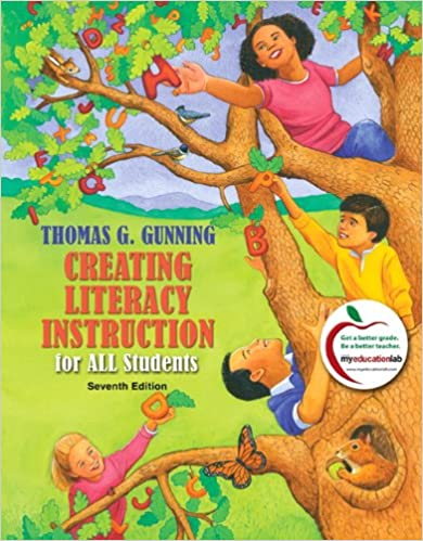 9780132685795: creating literacy instruction for all students (8th.