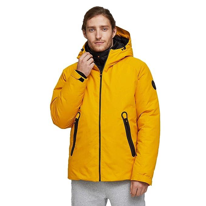 latest style of 2019 many fashionable fantastic savings Amazon.com: TIGER FORCE Men's Waterproof Hooded Rain Jacket ...