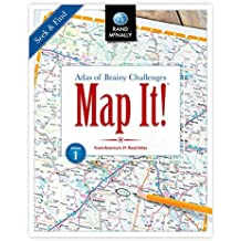 1: Map It! Seek & Find Atlas of Brainy Challenges