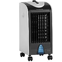 Monzana Mobiles Klimagerät 3in1 | 4 L Tank Luftfilter Timer 3 Stufen Rollen | Ventilator Klimaanlage Luftbefeuchter Luftkühler