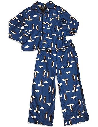 Amazon.com: Private Label - Little Boys Long Sleeve Penguin ...