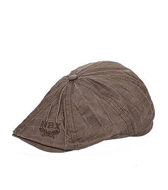 Nothar Cotton washing Flat Cap Cabbie Hat Gatsby Ivy Irish Hunting Newsboy   Amazon.co.uk  Clothing bfbc71295b92