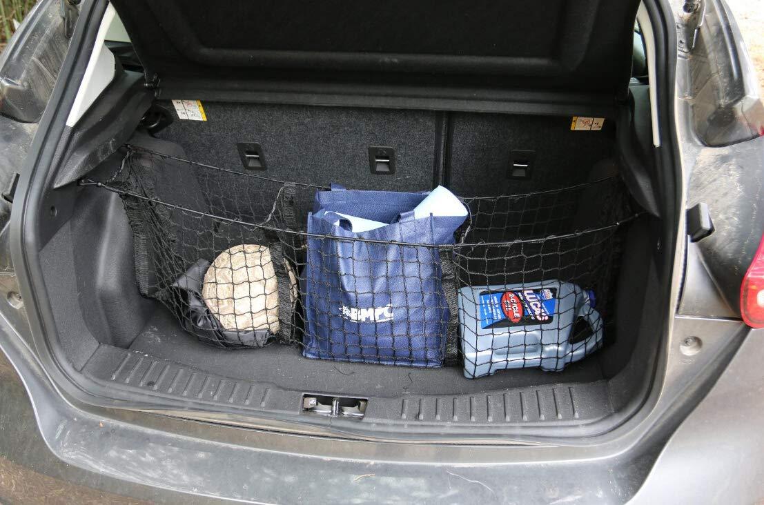 SNBLO Cargo Net Three Pocket Mesh Storage Net Fit Honda Pilot ...