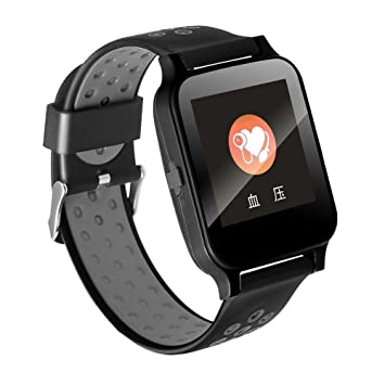 Bluetooth Tactil Telefono Smart Watch Sport Fitness Tracker Smartwatches Reloj Inteligente IP68 a Prueba de Agua