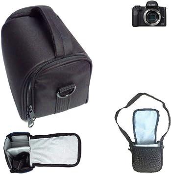 Para Canon EOS M50: Bolso de hombro / Bolsa de transporte cámara ...