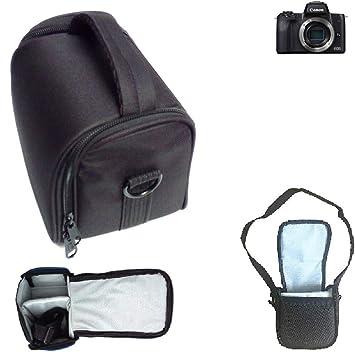Para Canon EOS M50: Bolso de hombro / Bolsa de transporte ...