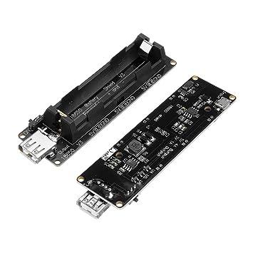 BliliDIY Esp32 Esp32S 18650 Cargador De Batería Shield V3 Micro ...