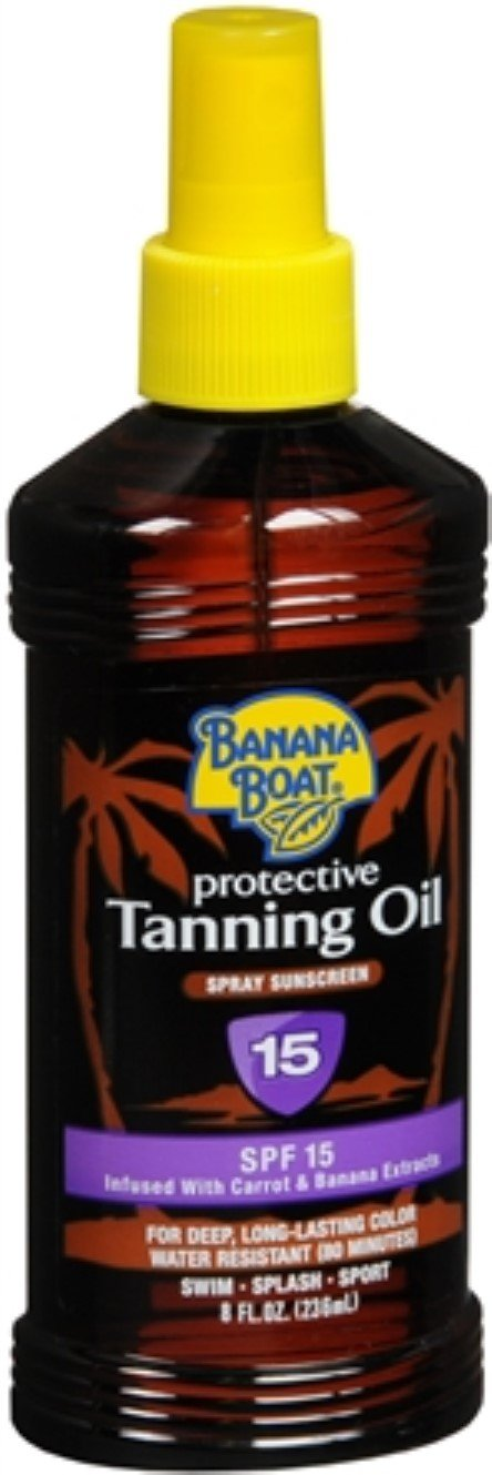 Image result for banana boat tanning oil spf