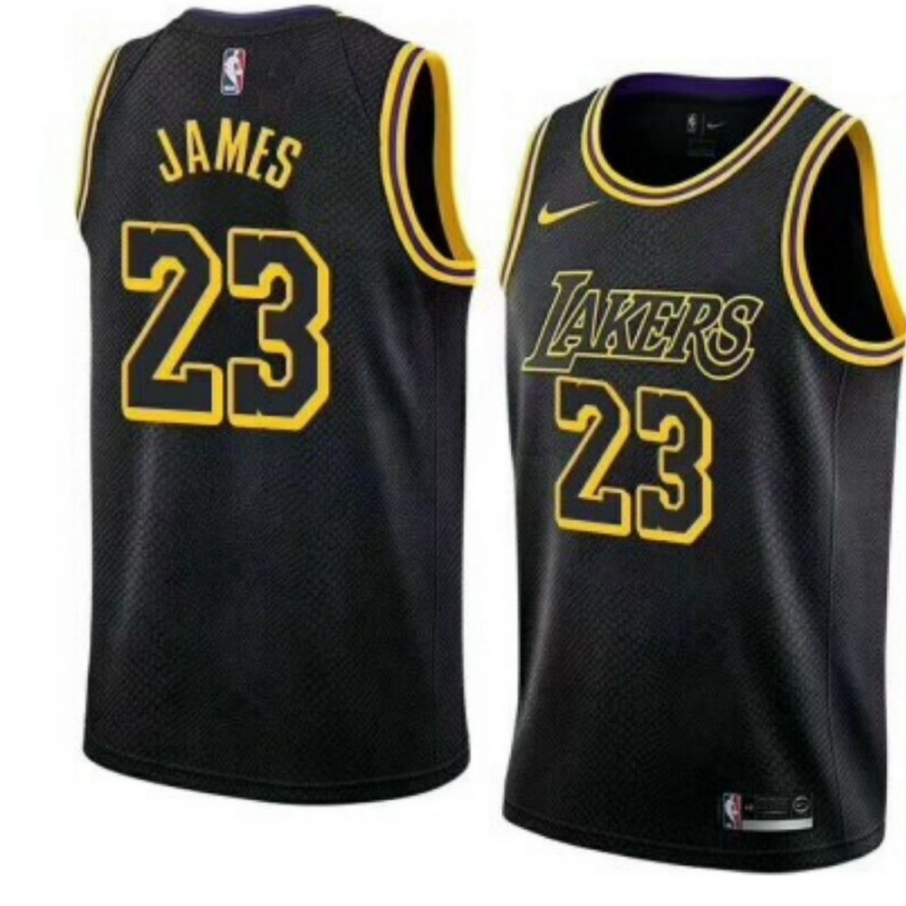 check out a2215 b88ff Trendz Universal Lebron Lakers Jersey Limited Edition Replica