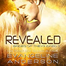 Revealed: Brides of the Kindred, Volume 5 Audiobook by Evangeline Anderson Narrated by William Martin