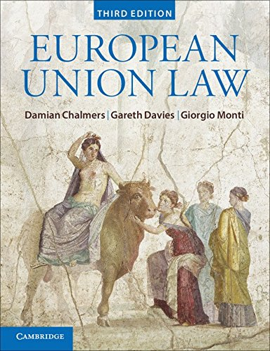 European Union Law: Text and Materials