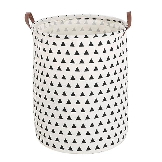 Dooxi Impermeable Plegable Cestos para la colada Cajas de almacenaje Cestas de Tela para Guardar Organizadoras Juguetes Ropa: Amazon.es: Hogar