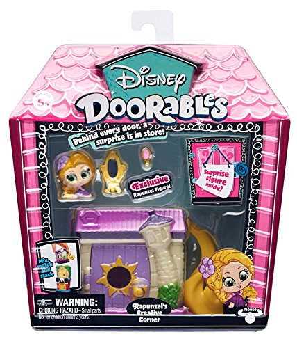 Disney Doorables Mini Stack Playset -