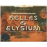 Ghenos Games Terraforming Mars Espansione Hellas and Elysium, TMHE