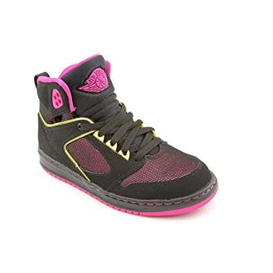 3829cf1b46ed9a Jordan Big Kid Girls Sixty Club (GS) Sneakers 555364 Sz 5.5Y Black
