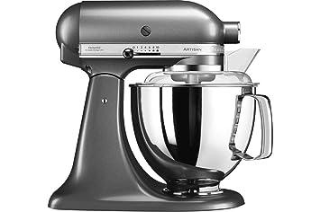 Amazonde Kitchenaid 5ksm175psems Küchenmaschine Artisan 4 8l