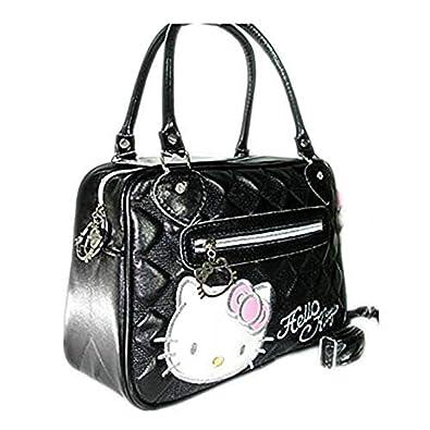 7b433226b4ec Amazon.com  New Hello kitty Bag Handbag Shoulder bag Purse Tote Bag XY-018B   Shoes