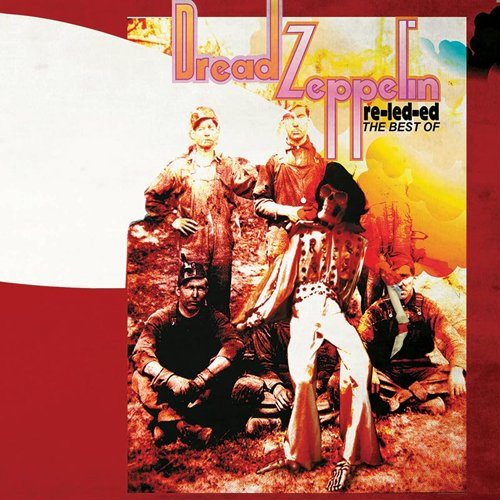 RE-LED-ED: THE BEST OF DREAD ZEPPELINの商品画像
