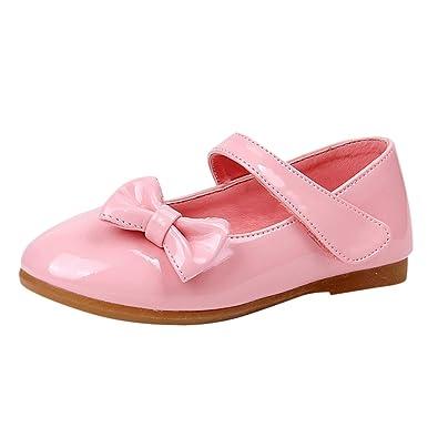 Lopetve Zapatos para Ni a Zapatillas Sandalias Merceditas Mary Janes Chicas  Tama o Rosa 21  Amazon.es  Zapatos y complementos f5542b84a6a6e