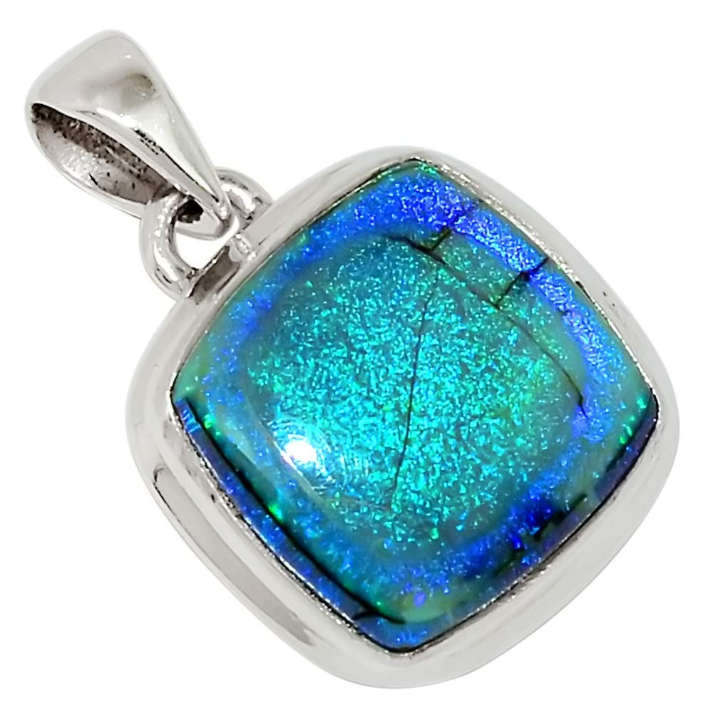 Xtremegems Sterling Opal 925 Sterling Silver Pendant Jewelry 1 29442P