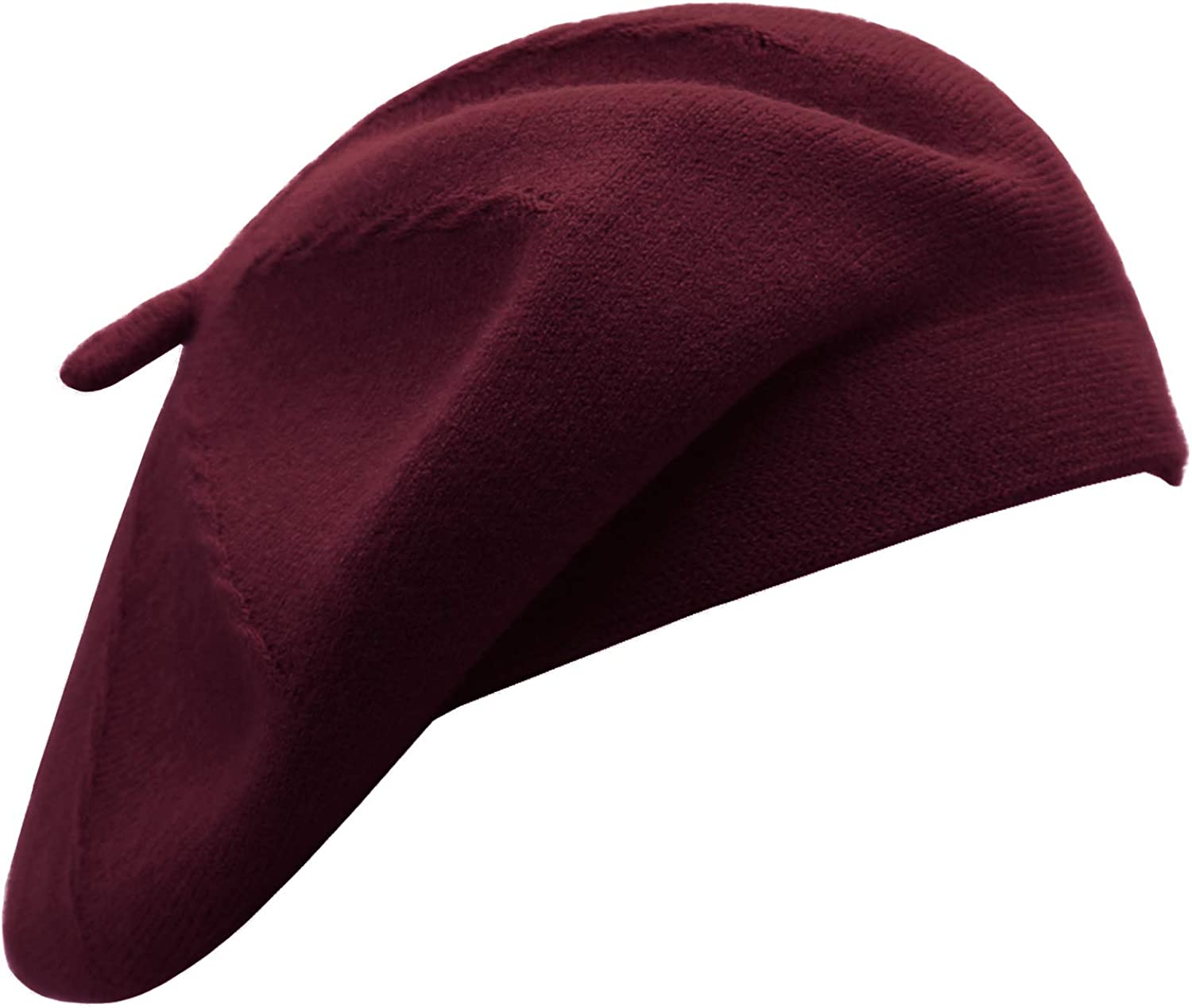 French Beret HatReversible...
