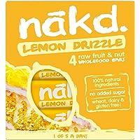 Nakd Lemon Drizzle, 4x35g MPK
