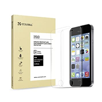 104ea3ed2a Amazon | Coolreall 【2枚セット】 iPhone5/iPhone5C/iPhone5S/iPhoneSE ...