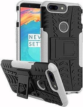 OFU®Para Oneplus 5T Smartphone, Híbrido Caja de la Armadura para ...