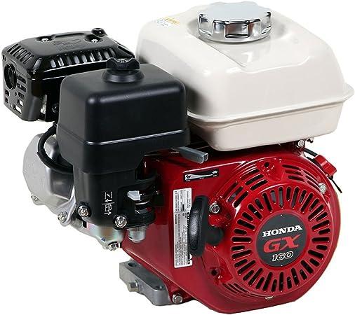 Amazon.com: Honda Motor de Gas – GX160 QH: Jardín y Exteriores
