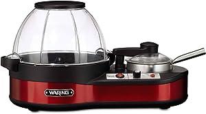 Waring Pro Popcorn Maker with Melting Station