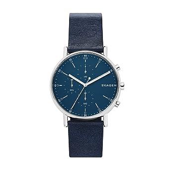 4e4f7b728d4 Amazon.com  Skagen Men s SKW6463 Analog Display Analog Quartz Blue Watch   Skagen  Watches