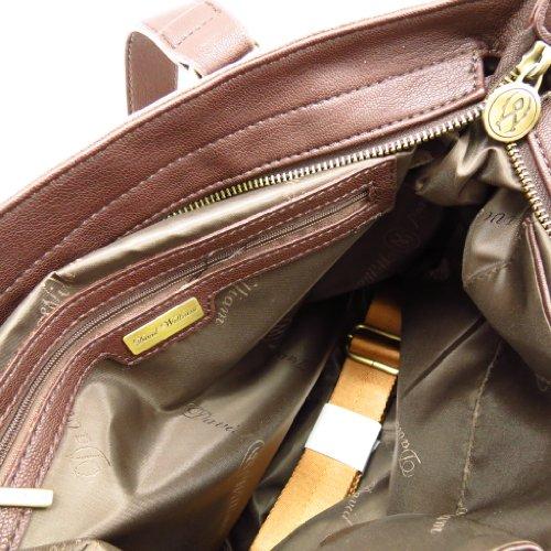 'french Bolsa 'scarlett' Marrón Touch' 'french 'french Bolsa 'scarlett' Touch' Marrón Touch' Marrón 'scarlett' Bolsa q8FHWU