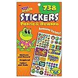Praise & Reward Sticker Pad T-5011
