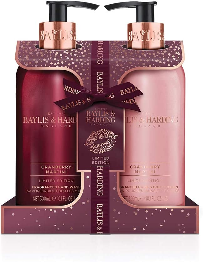 Baylis & Harding Cranberry Martini Mini